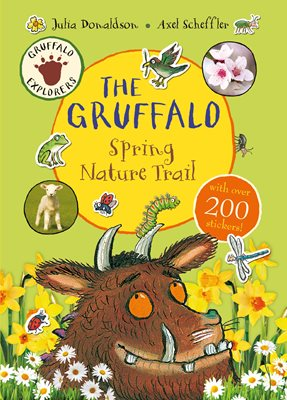 Gruffalo Explorers: The Gruffalo Spring Nature Trail